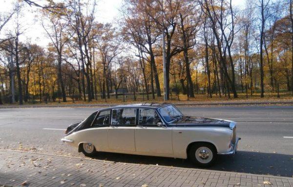 Jaguar Daimler 7 мест