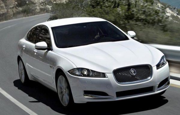 Jaguar XF restailing