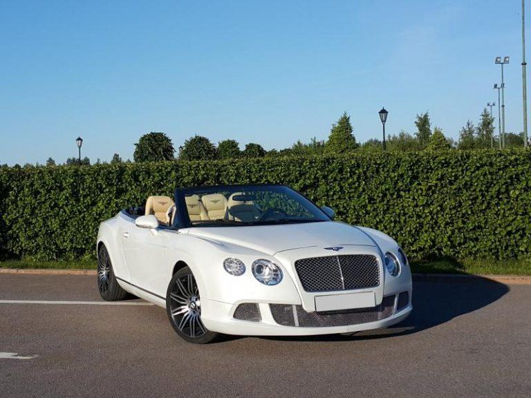 Bentley GT2 cabrio