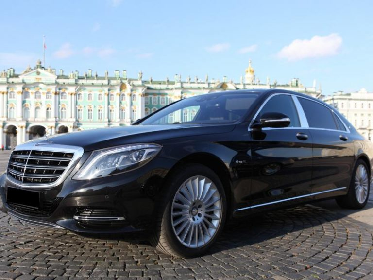 Mercedes-Benz Maybach s500