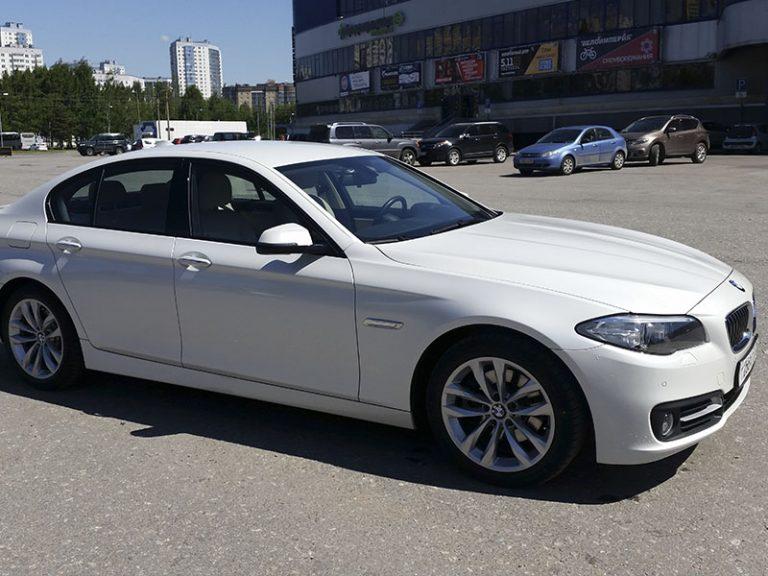BMW F10 restailing